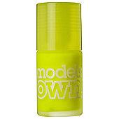 Models Own Ice Neon Nails - Luis Lemon