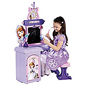 Disney Sofia the First Royal Prep Talking Desk
