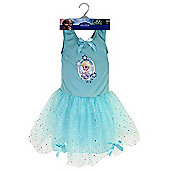 Disney Frozen Elsa's Costume - Small (Age 3-4)