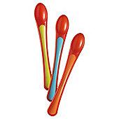 Tommee Tippee Explora Heat Sensing Weaning Spoons X3