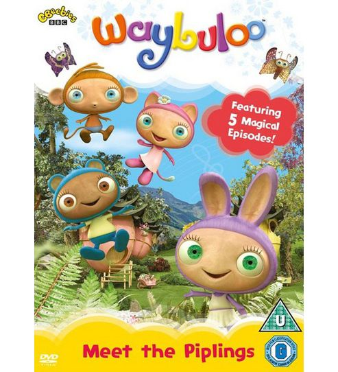 Waybuloo Meet The Piplings