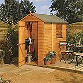 6ft x 4ft Modular Tongue & Groove Shed (11mm Solid OSB Floor)
