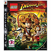 Lego Indiana Jones - The Orig (PS3 )