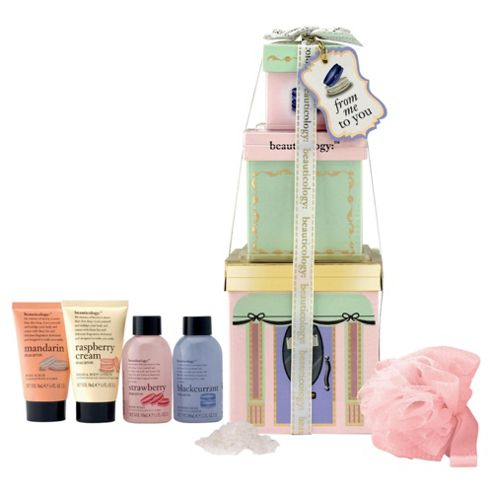 Baylis & Harding Beauticology Macaron Mini Stack Gift Set