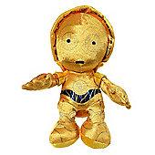 Star Wars 19cm C-3PO Soft Toy