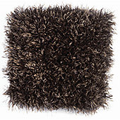 Angelo Volcano Brown Tufted Rug - 200cm x 140cm (6 ft 6.5 in x 4 ft 7 in)
