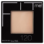 Maybelline New York Fit Me! Pressed Powder 120 Classic Ivory 9g