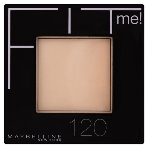 Maybelline Fit Me Powder Classic Ivory 120