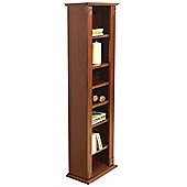Regency - Cd / Dvd / Blu-ray Storage Shelves / Bookcase - Mahogany