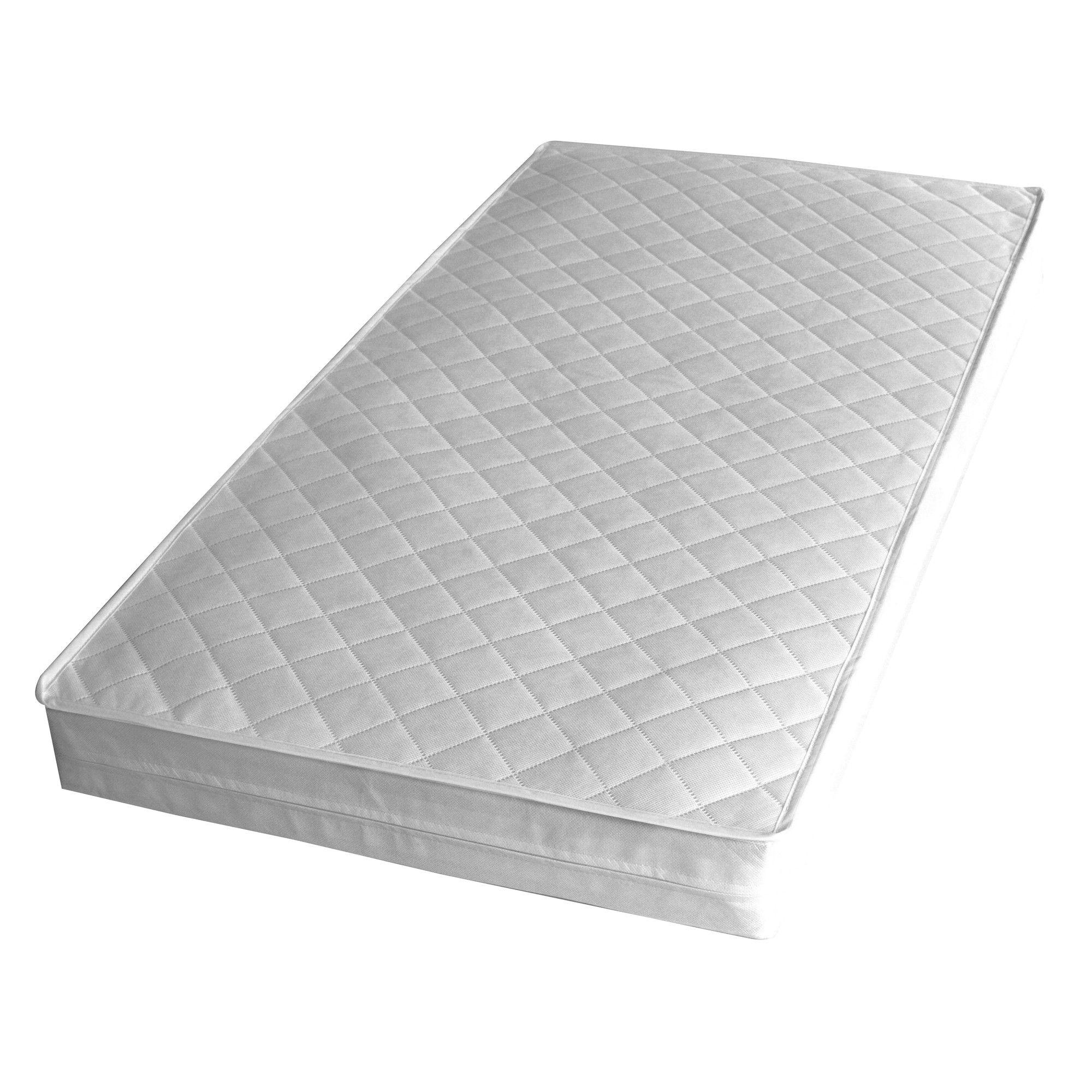 Kit For Kids Baby Foam Kidtex Crib Travel Mattress Folding Cot