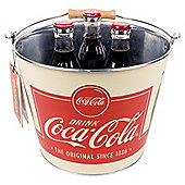 Coca Cola Bottles & Ice Bucket Gift Set
