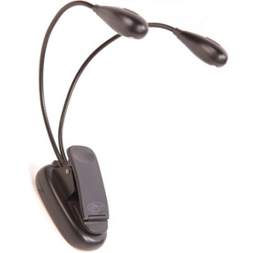 Guitar Tech GT1000 Led Music Stand Light - Black