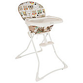 Graco Teatime Bowtie Bear Highchair
