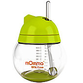 Lansinoh mOmma Straw Cup (Green)