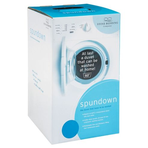 Spundown All Seasons Single 13.5 Tog Duvet.