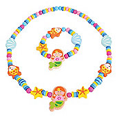 Bigjigs Toys BJ985 Mermaid Jewellery Set