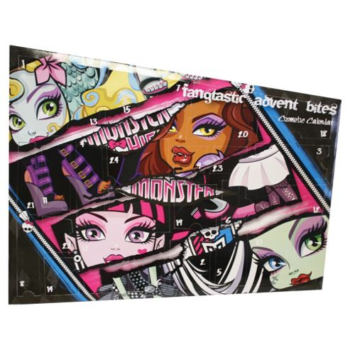 Monster High Make Up Advent Calendar