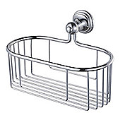 Haceka Allure Wire Bottle Holder in Chrome