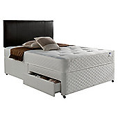 Silentnight Miracoil Comfort Ortho Tuft 4 Drawer King Size Divan