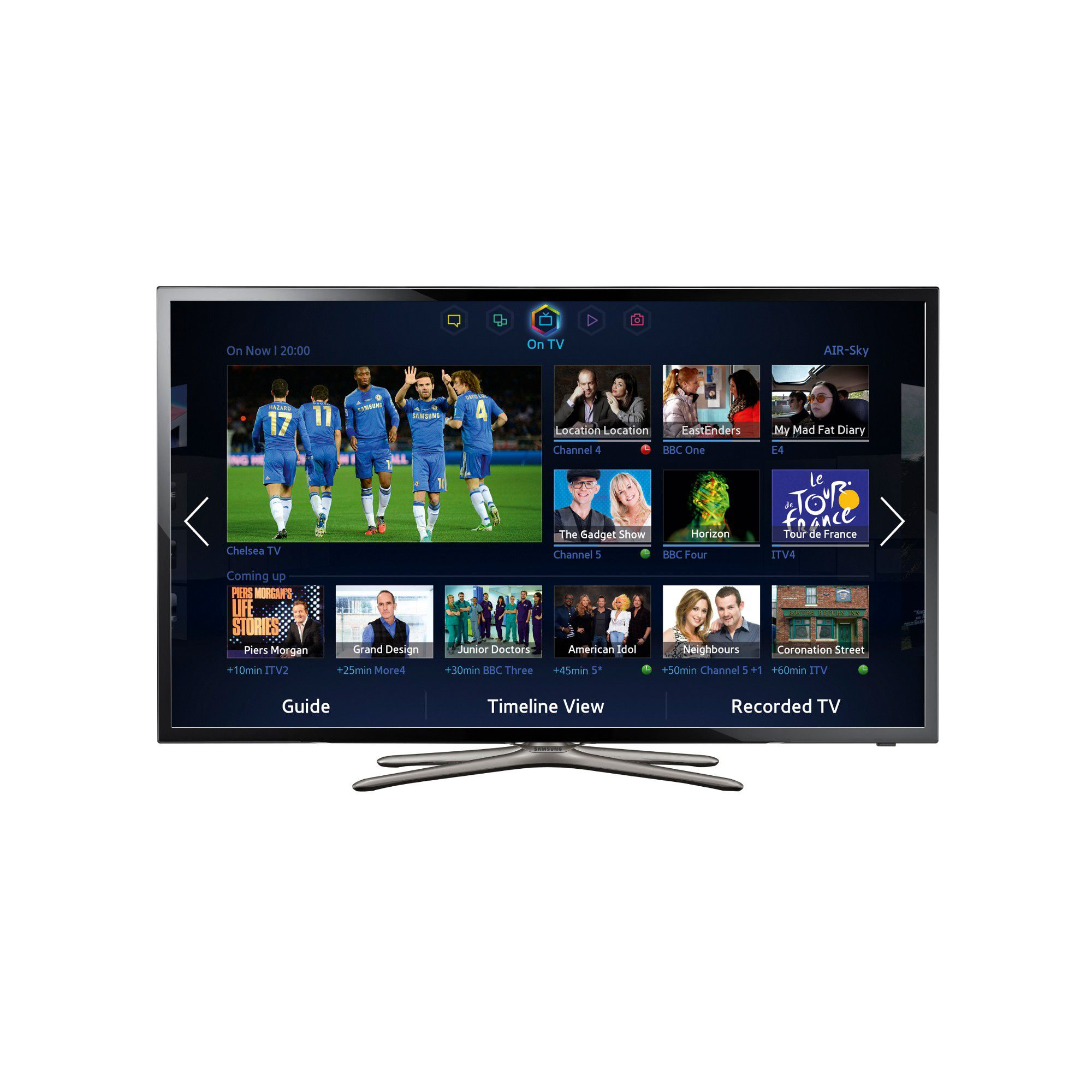 £353 Cello C22101DVB-IP 22-inch LCD TV Black With IViewer