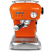 ASCASO - DREAM VERSATILE COFFEE MACHINE IN MANDARIN ORANGE