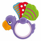 Chicco Baby Senses Rattle (Parrot)
