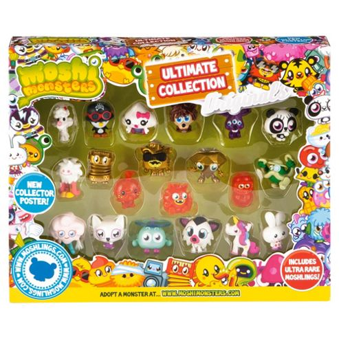 Moshi Monsters Ultimate Collection