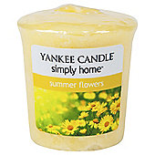 Yankee Candle Summer Flowers Votive