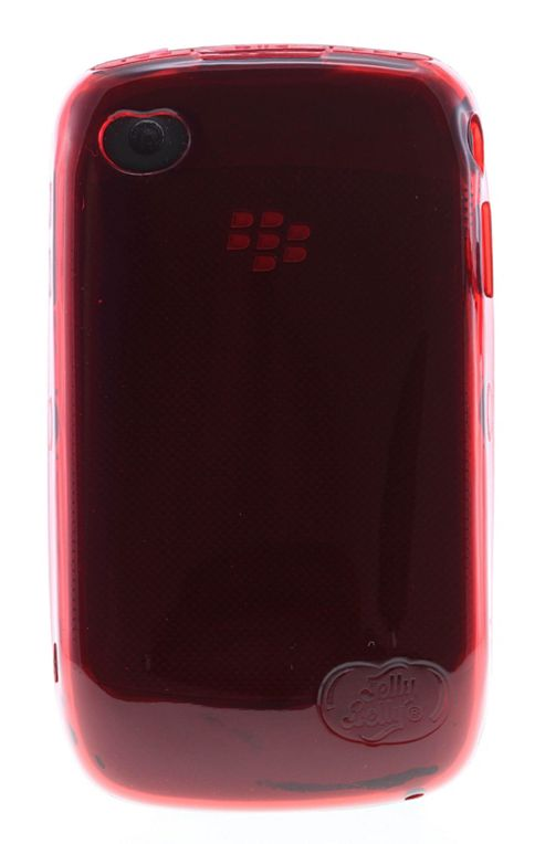 Jelly Belly Scented Case BlackBerry 8520/9300 Very Cherry