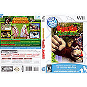 Donkey Kong Jungle Beat - NintendoWii