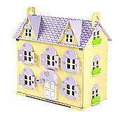 Berrybee Cottage Wooden Dolls House