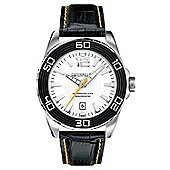 CAT Manhattan Mens Date Display Watch - S6.241.34.222