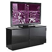 Tokyo High Gloss Black TV Stand - Assembled