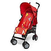 Mothercare Baby Nanu Stroller Buggie- Geo Red