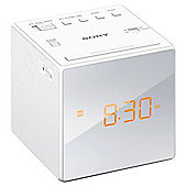 Sony ICFC1  Clock Radio White