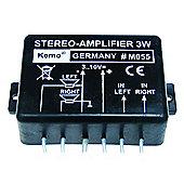 3W Stereo Amplifier Module