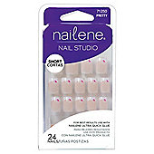 Nailene Nail Studio Artificial Nails Pretty 71250