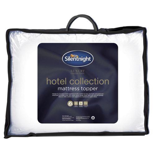 buy silentnight hotel collection mattress topper superking. Black Bedroom Furniture Sets. Home Design Ideas