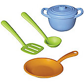 Green Toys CHF01R Chef Set