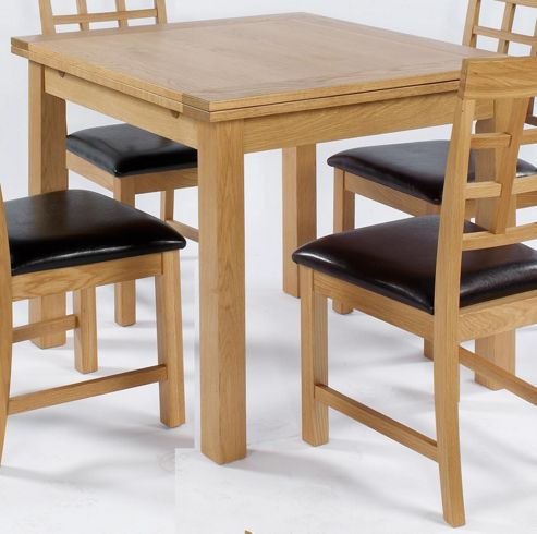 Home Zone Ohio Extendable Dining Table