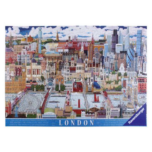 Ravensburger London - London Skyline, 1000 Piece Puzzle