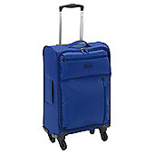 Revelation by Antler Weightless 4-Wheel Suitcase, Blue Small