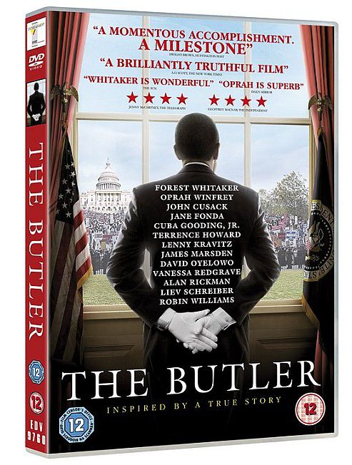The Butler (DVD)