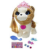 FurReal Friends Pets with Style - Groom N Style Princess Puppy