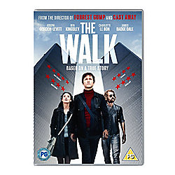 The Walk DVD