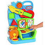 MGA Entertainment Little Tikes Discover Sounds Tumblin' Music Playset