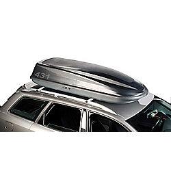 Equip Monza 4000 Roof Box, 430L