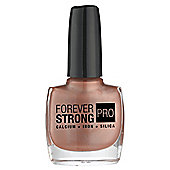 Maybelline Nail Forever Strong Metal Bronze 831