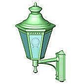 Roger Pradier Victoria No. 4 Wall Lantern - Verdigris