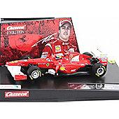 Evolution - Ferrari 150 Italia Fernando Alonso No.5 - Carrera